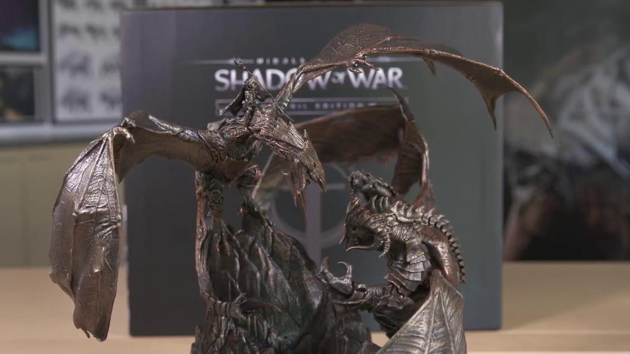 Прохождение Middle-earth: Shadow of Mordor — Часть 8: Молот .