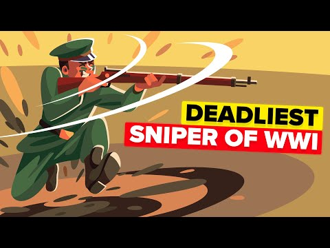 WWI Most Deadly Sniper