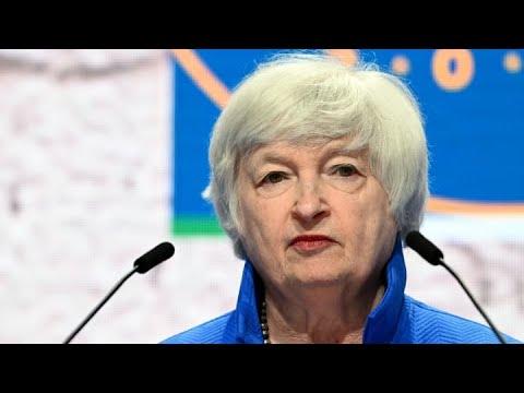 Treasury Secretary Yellen warns U.S. will hit debt limit August 1st
