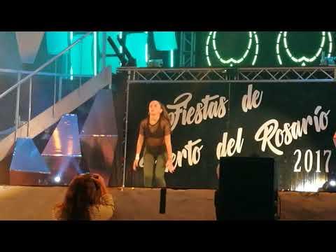 ADRIANA PÉREZ  TOP DANCE CANARIAS OCT 2017