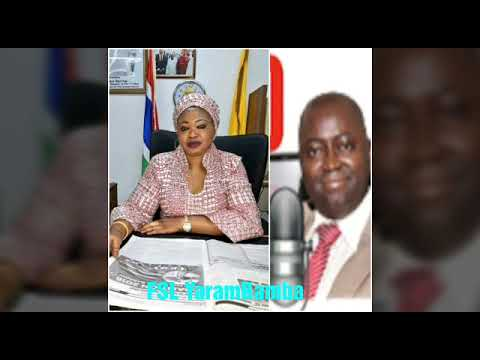 Banjul Mayor's Interview With Pa Nderry Mbai