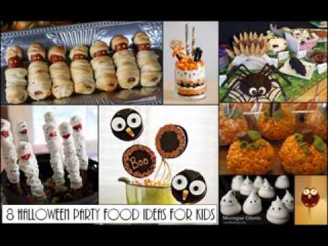 DIY Halloween birthday party decorating ideas - YouTube