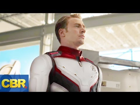 The Truth Behind The New Avengers Suits In The Marvel Avengers Endgame Trailer