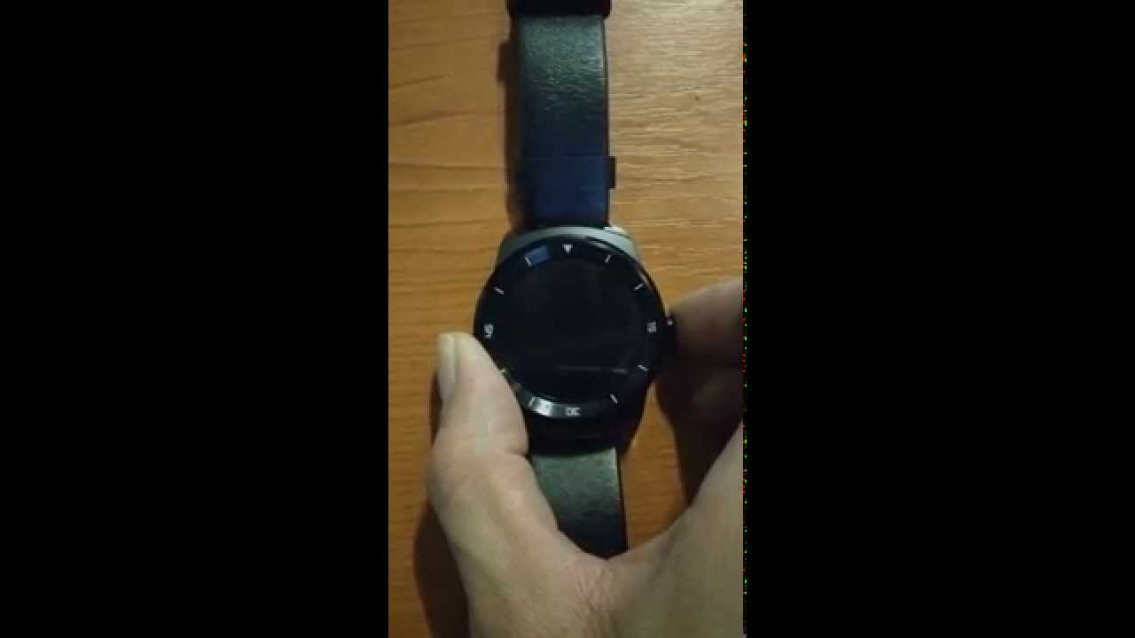 HowTo] Fastboot Mode on LG G Watch R