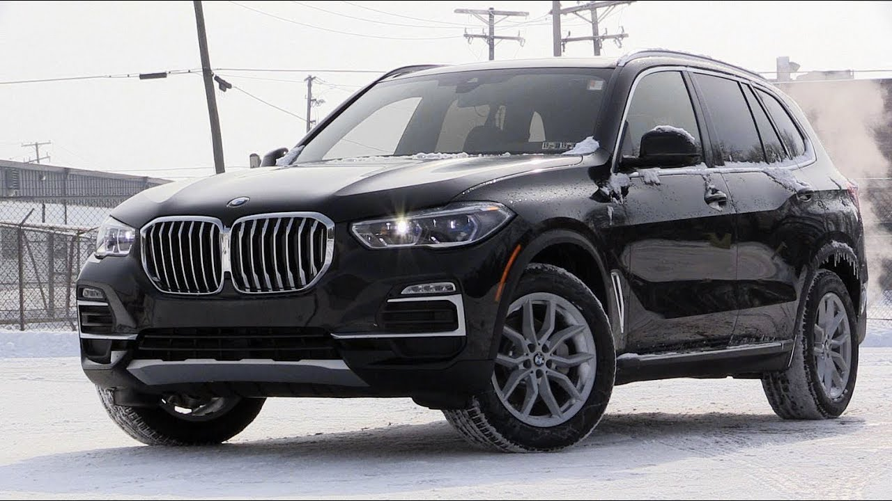 2019 BMW X5: Review