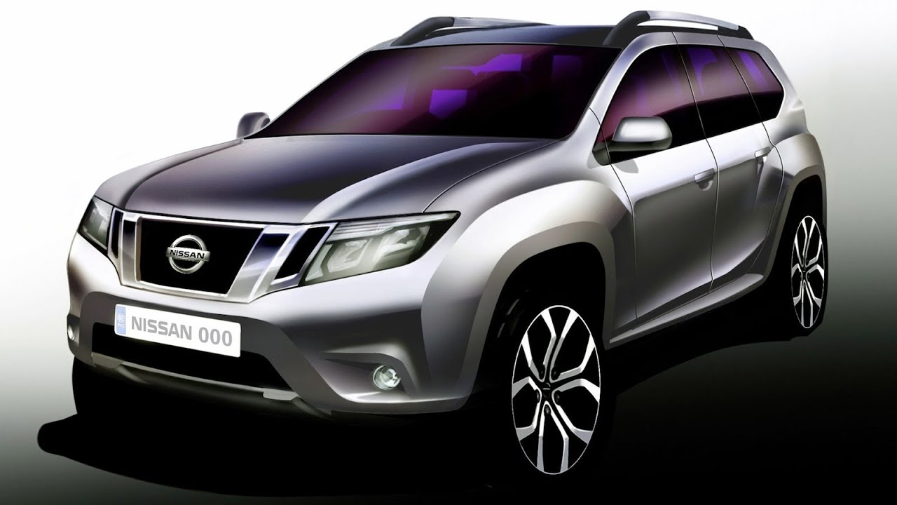 Preview 2015 Nissan Terrano Dacia Duster Youtube