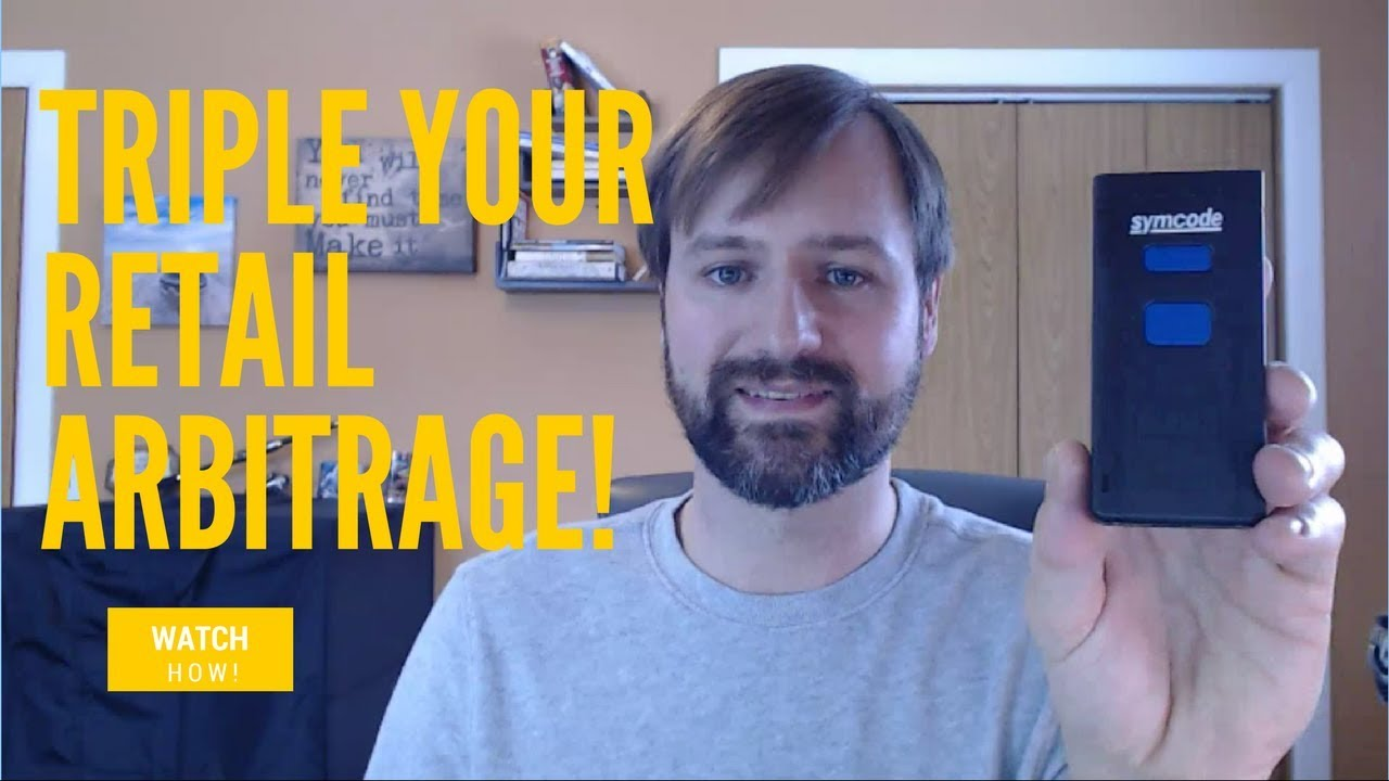 How To Triple Your Retail Arbitrage Purchases (Symcode