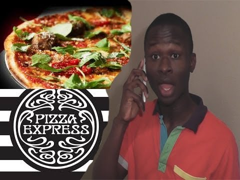 NOOOO!!!!! MORE!!! PizzaExpress