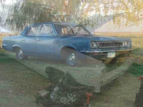 AMC Rambler Rebel 1967 Restoration part 1