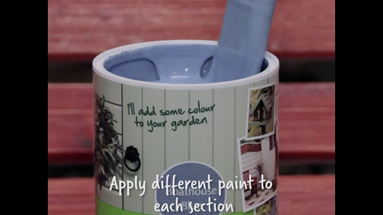 upcycling a garden bench with wilko paint youtube. Black Bedroom Furniture Sets. Home Design Ideas