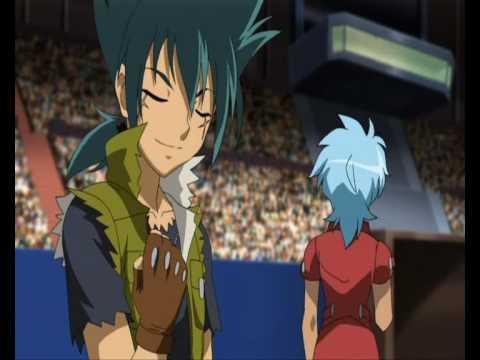 Hikaru And Kyoya Beyblade