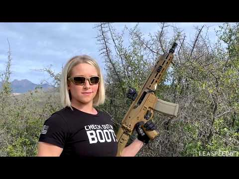 Bushmaster / Remington ACR Full-Auto Mag Dump