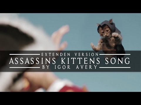 Assassin Kittens Unity Song EXTENDED