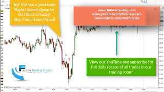 102417 -- Trade of the Day - Crude /CL UT Short winner up to 37 ticks with add-on!