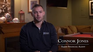 Equis Financial Success Story - Connor Jones
