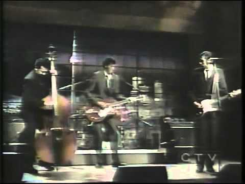The Sadies - live on Open Mike with Mike Bullard (1999)