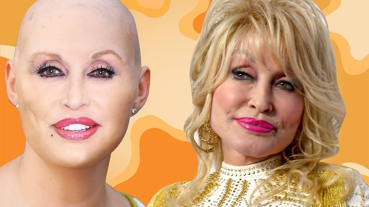 Download Dolly Parton Reveals Her Real Hair (Why She Wears Wigs)