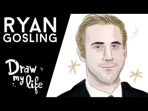La VIDA de RYAN GOSLING - Movie Draw