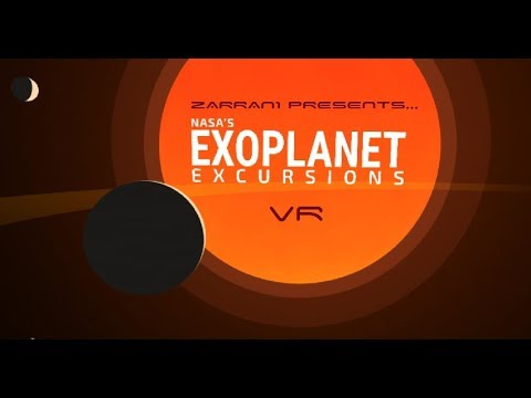 NASA EXOPLANET EXCURSIONS VR Experience | We are definitely maybe NOT alone! | Oculus