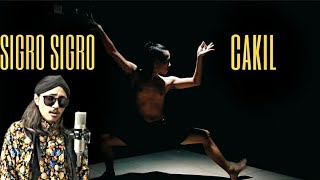 TARI CAKIL EBEG COVER LAGU JATHILAN GEDRUK SIGRO SIGRO || KAMAR STUDIOS JAVANESE CLASSICAL DANCE