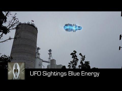 UFO Sightings Blue Energy Test September...