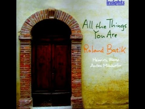 Roland Batik Trio - All the Things You Are