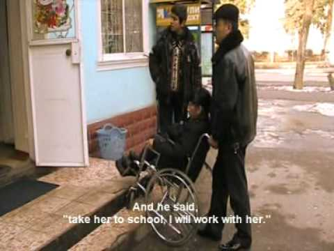 I have never lost my willpower - Persons with Disabilities - Tajikistan