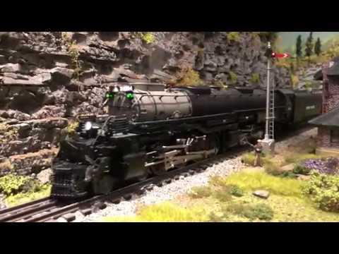 Thanksgiving day train run Lionel legacy / MTH DCS