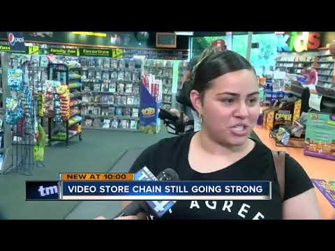 West Bend Family Video store thriving