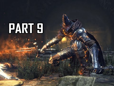 Dark souls 3 walkthrough part 9 boss abyss watchers pc - Watchers dark souls 3 ...