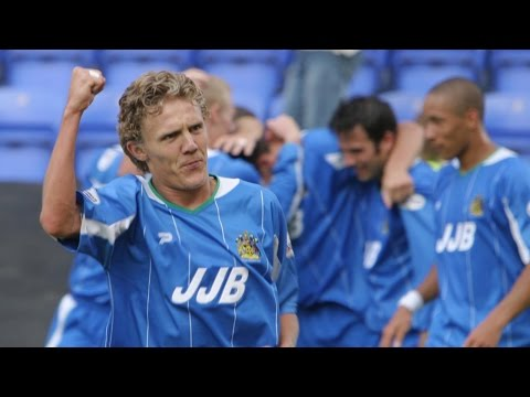 JIMMY BULLARD'S WIGAN ATHLETIC GOALS