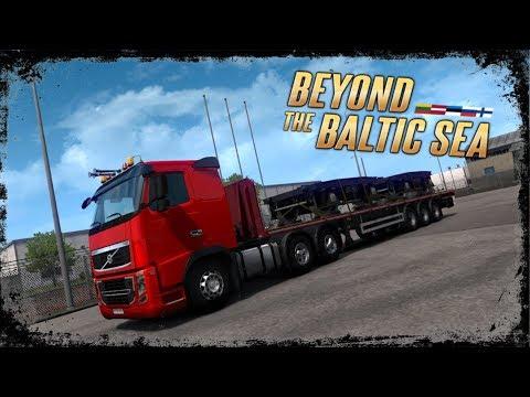 Euro Truck Simulator 2 Beyond the Baltic Sea download DLC