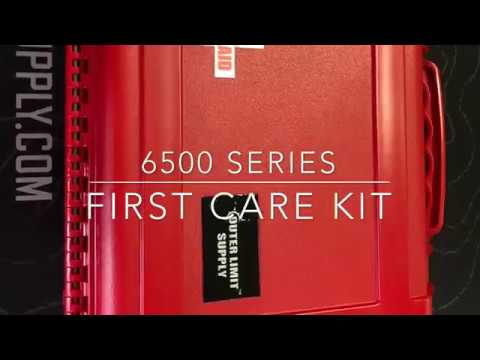 6500 Series First Aid Kit~ Outer Limit Supply