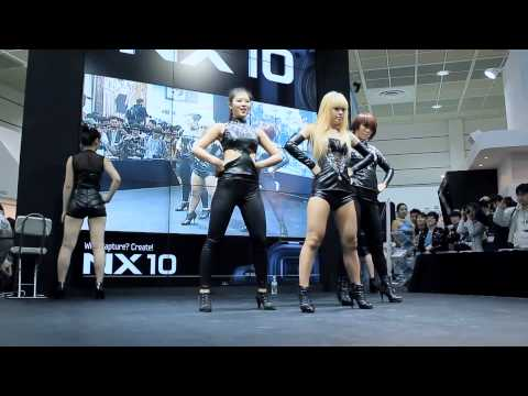 댄스팀 블랙퀸 - 2010 사진영상기자재전 공연3