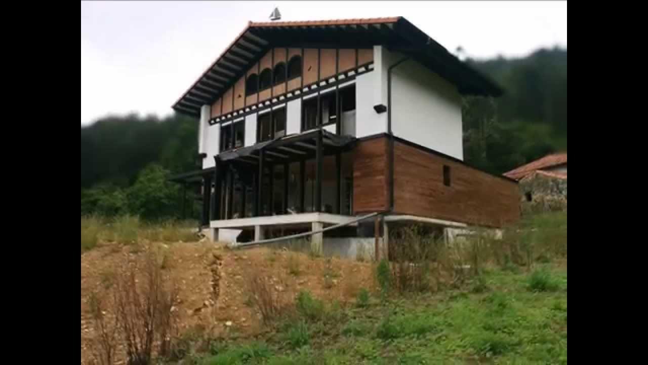 Casa prefabricada modular con estructura de madera youtube - Casa prefabricada ecologica ...