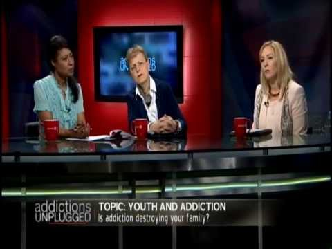 Rogers - Addictions Unplugged - Youth and  Alcohol - April 2014