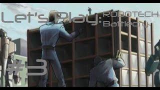 """Riveting Gameplay"" - ROBOTECH: Battlecry"