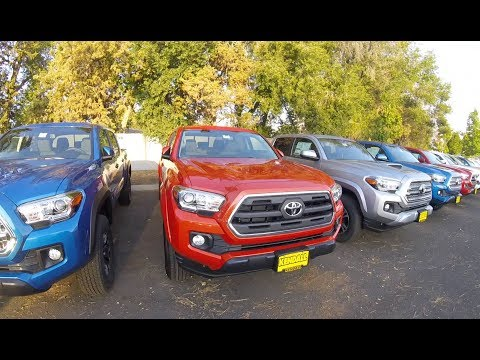 Get the Best Price on a Toyota Tacoma