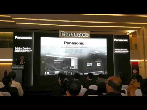 PANASONIC APPLIANCES AIR CONDITIONING SYSTEM ENGINEERING MALAYSIA PAPASEMY SERVICE CENTER OPENING CE