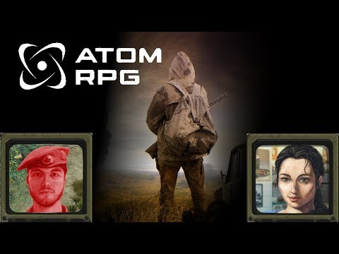 Atom RPG - Fallout All Over