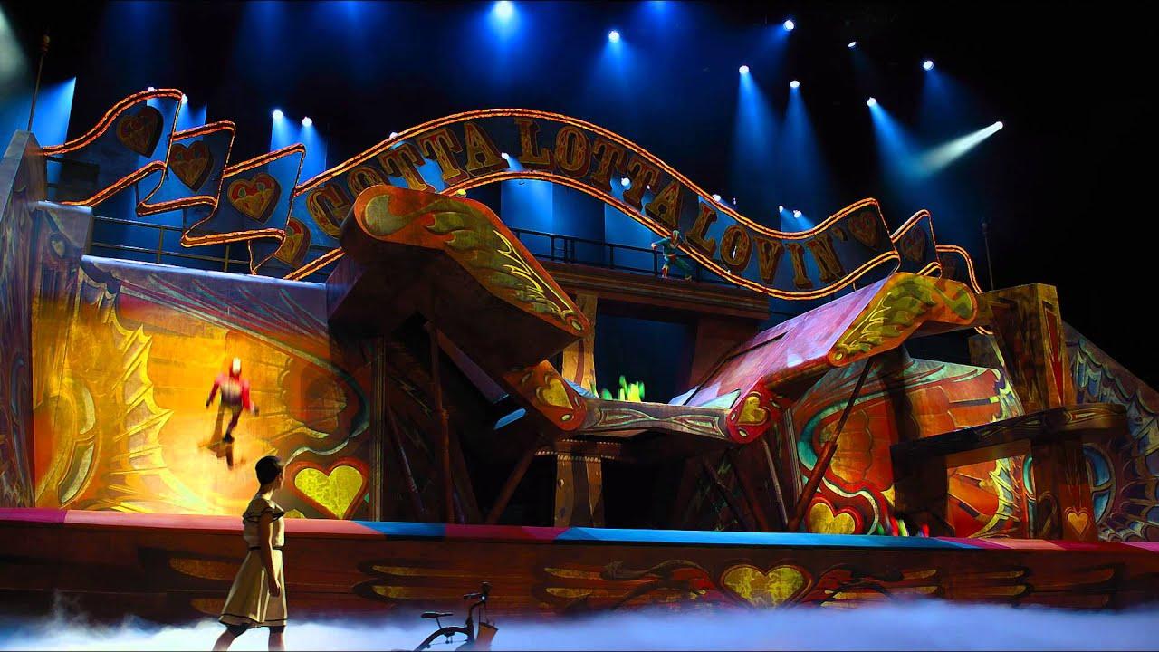 Cirque du Soleil: Сказочный мир в 3D - Trailer