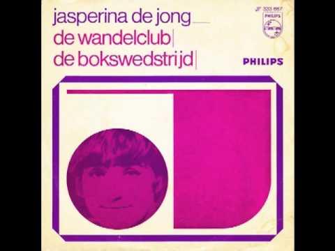 Jasperina De Jong - De Wandelclub
