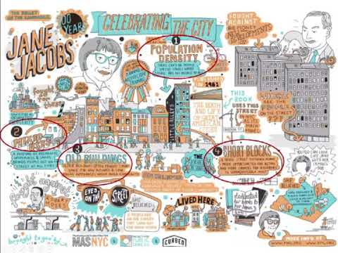 Jane Jacobs: The Life and Death of Great American Cities