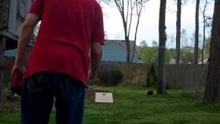 Cornhole Technique