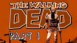 The Walking Dead Walkthrough - Episode 4 Part 1 Around Every Corner Let