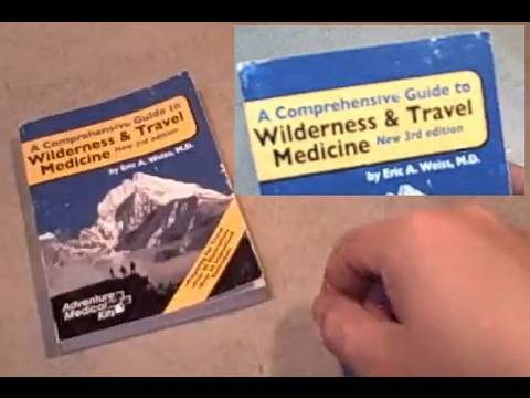 Adventure Medical - Wilderness / Travel Aid Book