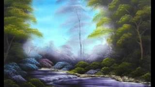 Video Pinturas Curso de Paisajes II Artista Alexander Cruz ©