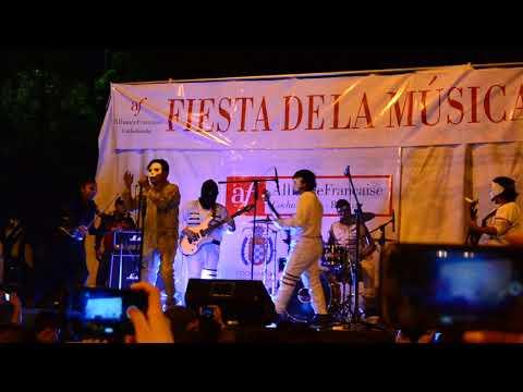 BRAMIDO - Vivo estoy / FIESTA DE LA MUSICA /23 JUNIO 2018 COCHABAMBA - BOLIVIA..