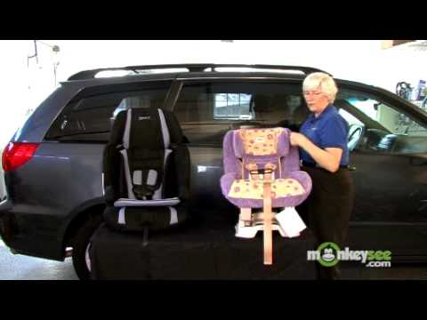 Picking the Right Car Seat for Your Toddler