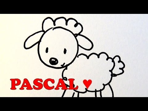 Dessine 9 Animaux Mignons Facile Youtube